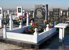 Купить гранитный, мраморный памятник с гарантией в Уфе